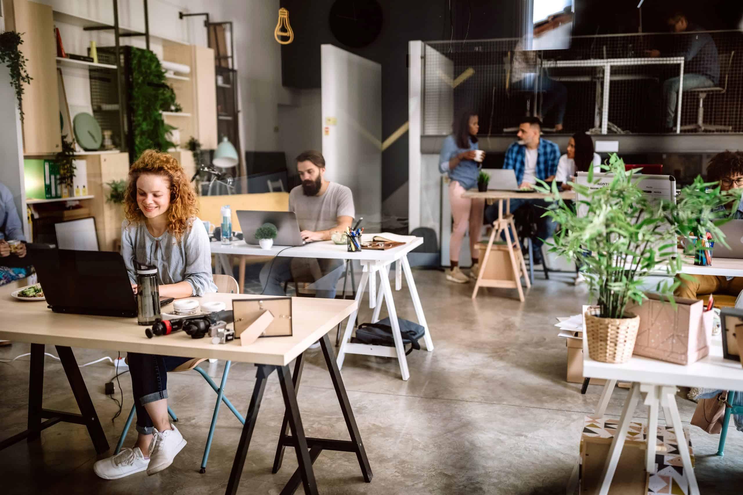 Espacios flexibles, la nueva metodología para regresar a las oficinas 2021
